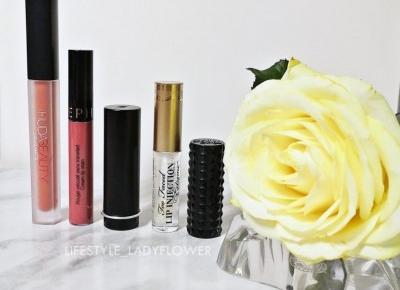 Recenzja: Sephora Favourites Lips Selection. – Ladyflower.pl
