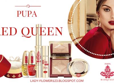 Zapowiedź: Pupa Red Queen - limitowana edycja. | Lifestyle by Ladyflower.