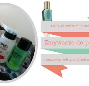 Recenzja: Zmywacze do paznokci od Sensique. | Lifestyle by Ladyflower.