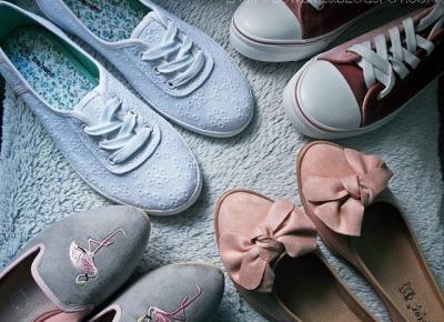 Haul zakupowy: Buty - wiosna 2017. | Lifestyle by Ladyflower.