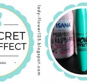 Lifestyle by Ladyflower.: Post gościnny: Recenzja WOW EFFECT color mascara by My Secret.