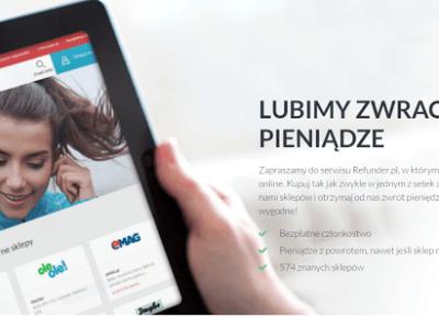 Oszczędzaj z Refunder.pl. | Lifestyle by Ladyflower.