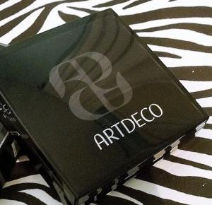 Recenzja: Artdeco cienie do powiek - Art Couture Long-wear Eyeshadows.