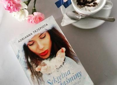 Kącik czytelniczy: Adrianna Trzepiota