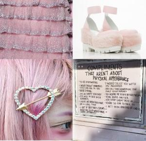 Carolyn Dolly: MONTHLY INSPIRATIONS: PINK