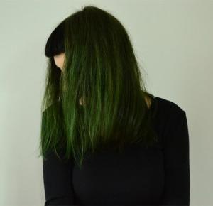 Carolyn Dolly: VENITA #37: szmaragdowa zieleń