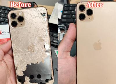 Fast iPhone Repair Services in Vancouver