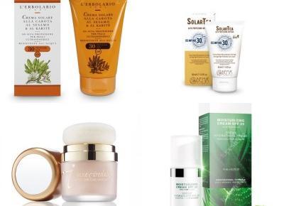 10 produktów, których możesz nie znać: kremy z filtrami do twarzy  | Chanceleee