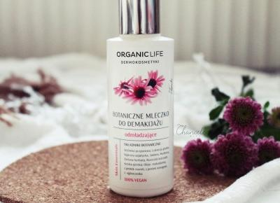 Organic Life Botaniczne, odmładzające mleczko do demakijażu | Chanceleee