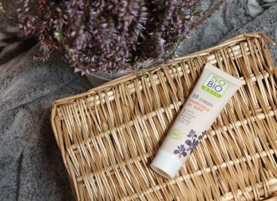 Naturalny krem BB, który kryje jak dobry, drogeryjny podkład - So bio etic BB cream 5w1 | Chanceleee