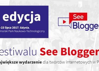 Seebloggers - mój pierwszy raz na festiwalu blogerów i vlogerów w Gdyni | Chanceleee