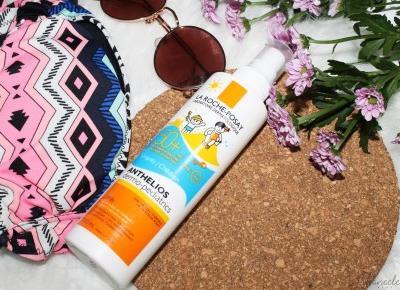 La Roche-Posay Anthelios Dermo-Pediatrics spray SPF50 – ochrona przeciwsłoneczna nie tylko dla dzieci | Chanceleee