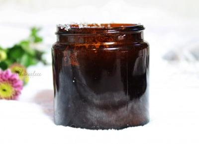 DIY: Kakaowy peeling z olejem arganowym | Chanceleee
