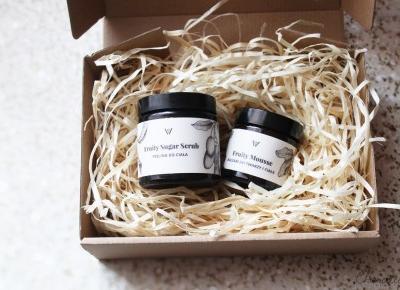 Willow Organics nowa manufaktura na polskim rynku - recenzja peelingu i balsamu do twarzy i ciała | Chanceleee