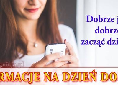 Afirmacje na Dzień Dobry 2018 (afirmacje na telefon) - Prekognicja.pl