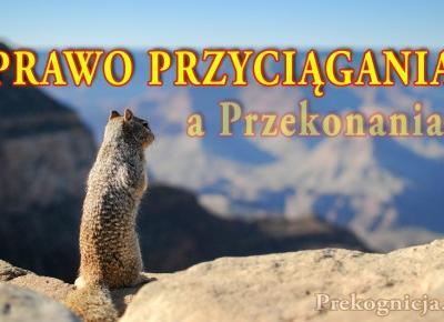 Prawo Przyciągania a Przekonania - Prekognicja.pl