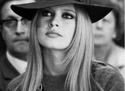 BEAUTY ICONS: BRIGITTE BARDOT.