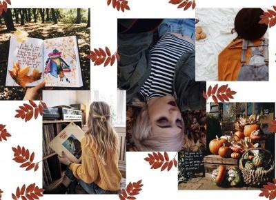 Autumn Inspiration - always be yourself