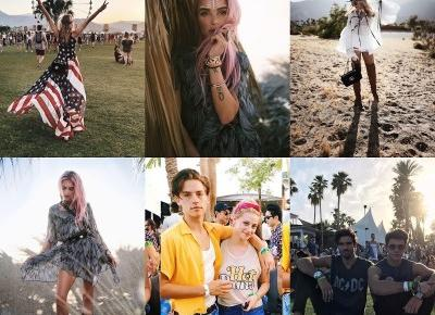 Coachella festival 2017 #1 - always be yourself