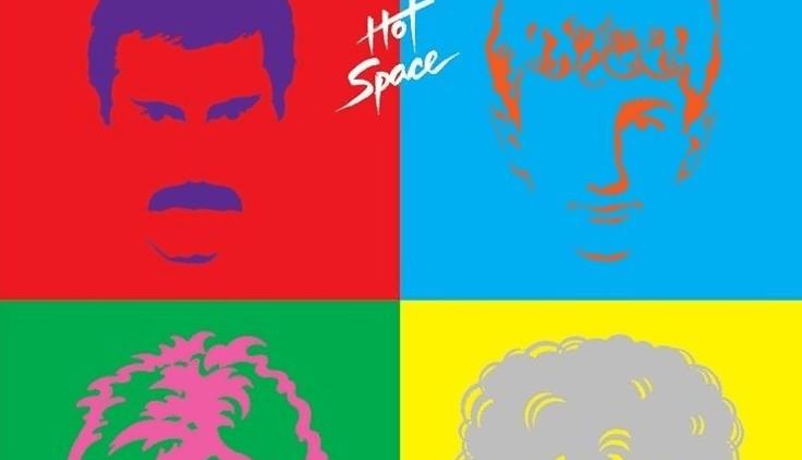 Ciekawostki o Hot Space, kontrowersyjnej płycie, która do dziś wywiera odmienne wrażenia