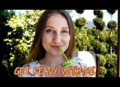 GET READY WITH ME + CHAT: MATURA, KONCERTY, WYJAZDY
