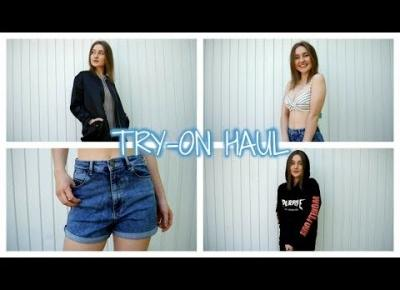 TRY-ON HAUL | H&M, Nike, Purpose Tour Merch