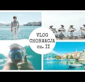 VLOG: CHORWACJA cz.II delfiny, rajska plaża   KONKURS!