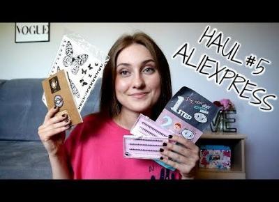 WIELKI HAUL ALIEXPRESS cz.5 | Co warto zamówić na Aliexpress?