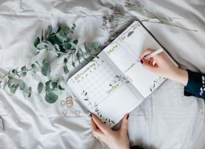 5 narzędzi organizacyjnych – ostatnie Cię zaskoczy! | Choleryczka.pl – blog lifestyle i książkowy