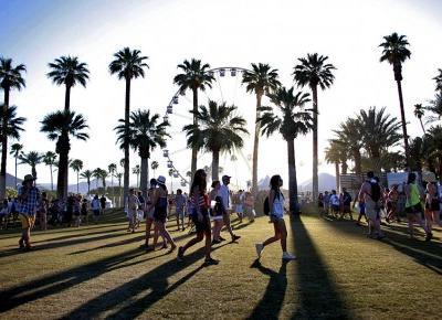 uroda cieszy tylko oczy dobroć jest wartością trwałą: Moda festiwalowa czyli Coachella