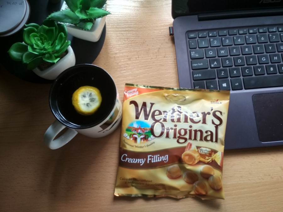 Herbata do pracy