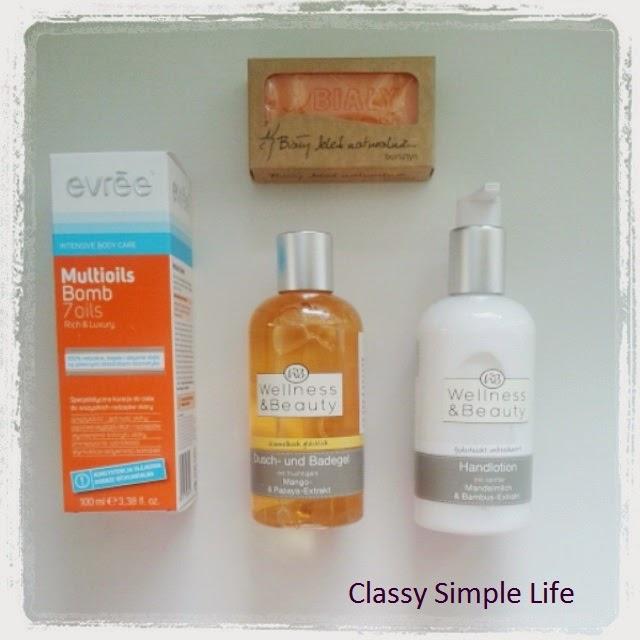 Luty - podstawowe kosmetyki / February essentials cosmetics