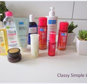 Pielęgnacja cery - wieczór / Skincare routine - evening