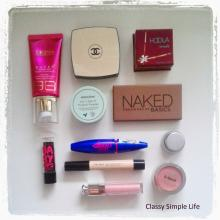 Minimum make-up