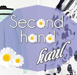 Clauditta: Second hand haul