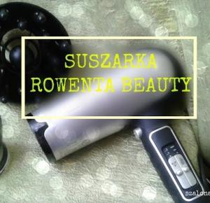 In my little world : Suszarka Rowenta Beauty