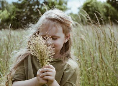 DZIECIĘCA STYLIZACJA BOHO | BOHEMIAN YOUNGSTER - CREAMSHINE