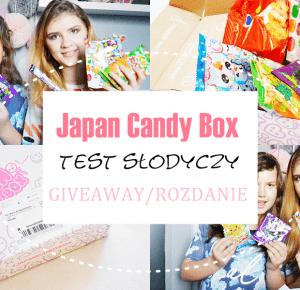 TEST JAPOŃSKICH SŁODYCZY | JAPAN CANDY BOX GIVEAWAY - Creamshine | BLOG MŁODEJ MAMY| Moda Uroda Lifestyle |