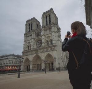 Jak wyglądałby pusty Paryż? | Sally Crolicovsca
