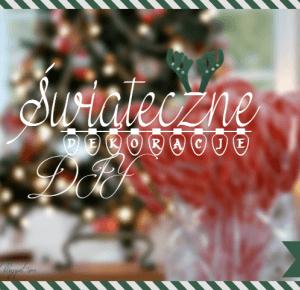 All Pastel World: Coraz bliżej Święta #3 - Świąteczne Diy