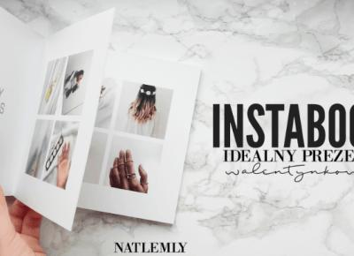 NATLEMLY: IDEALNY PREZENT WALENTYNKOWY   INSTABOOK