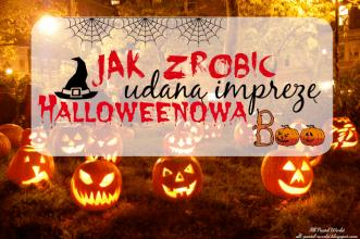 All Pastel World: Jak zorganizować imprezę Halloween'ową?
