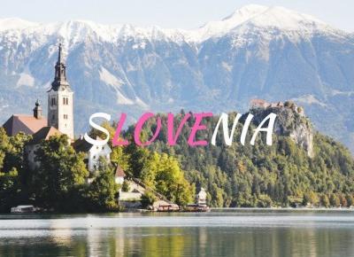 Czarna wisienka: Słowenia w 3 dni i o tym jak ukradli nam samochód