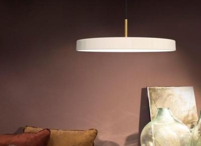 Aranżacja oświetlenia do sypialni - Czary-Marty