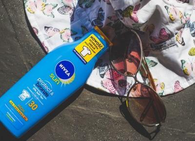 Balsam aktywuj?cy opalenizn? SPF 30 - Nivea Sun Protect & Bronze  - Czary-Marty