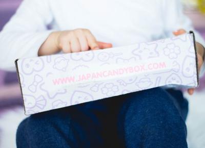 Słodycze z Japonii - Japan Candy Box oraz Konkurs - Czary-Marty
