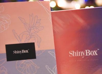 Openbox SHINYBOX The Power of Beauty - Listopad 2018  - Czary-Marty