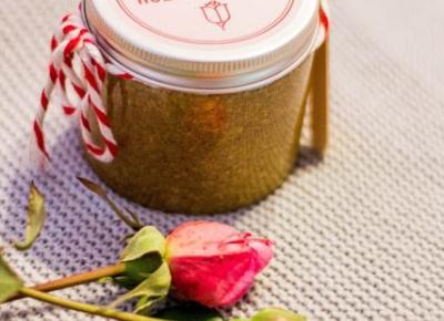Mydlarnia Cztery Szpaki Peeling Róża i Baobab - Czary-Marty