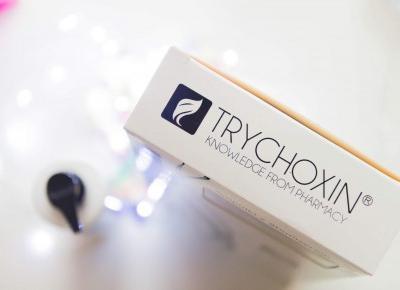 Trychoxin - ampułki i szampon. Kuracja przeciw wypadaniu włosów