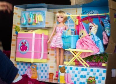 Chińska Lalka Barbie - Rosegal - Czary-Marty